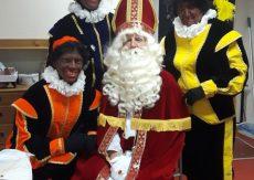 Bezoek Sinterklaas aan Pennemes