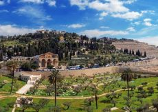 Audiovisuele reisshow over Israël
