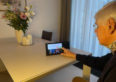 Slimme fotolijst maakt videobellen haalbaar voor ouderen ook bij cognitieve beperking